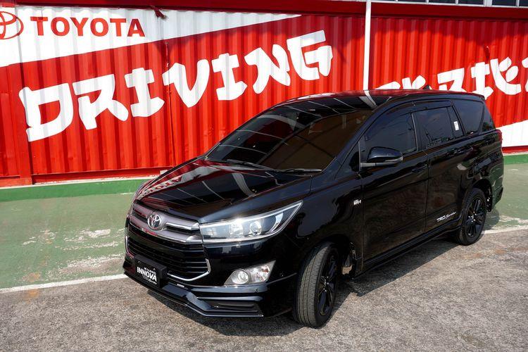 Toyota Luncurkan Innova TRD Sportivo, Simak Daftar Harganya