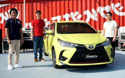Toyota New Yaris Tampil Lebih Stylish dan Agile, Solusi Mobilitas Lengkap Bagi Yang Berjiwa Muda