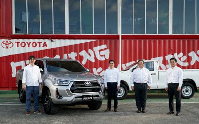 Toyota Hadirkan New Hilux Untuk Perkuat Dukungan Mobilitas Komersial di Masa New Normal