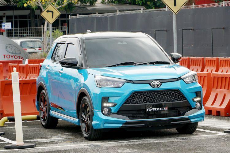 Satu Minggu Meluncur, Toyota Raize Terjual 1.269 Unit